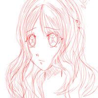 Yui Komori Sketch