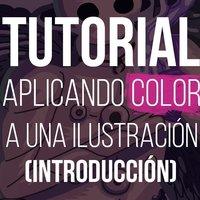 Aplicando color a una ilustración (introducción)