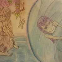 Miku & friends/ Las ninfas del bosque / Ladybug-Marinette