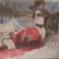 Angel vs angel caido