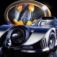 Batmobile 1989 [3D model by: Ahmed Abdelsalam]