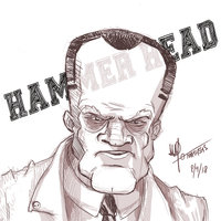 Hammerhead Sketch