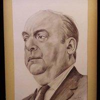 Retrato Pablo Neruda