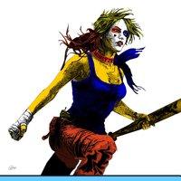 Harley Quinn Disturbio