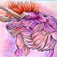 Bégimo/ Behemoth (Final Fantasy XV)