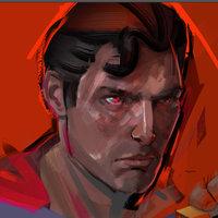 bad superman / wip