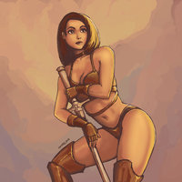 Paciencia de gladiadora