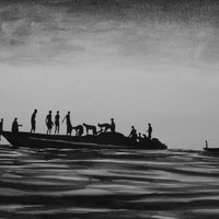 Fishermen. Tanzania.