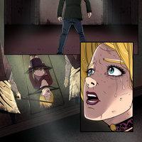 Estudio/práctica de cómic - Silent Hill 2
