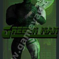 Greenmen - personaje 3D de GameYan 3D Production Animation Studio