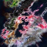 Sepia y medusa (retoque digital)