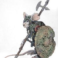 Ratón guerrero