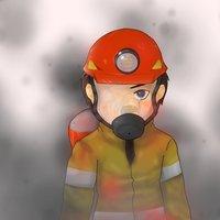 fan art firefighter
