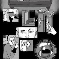 Arte digital - Página de cómic