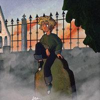 Ilustración digital infantil - Neil Gaiman