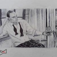 TBBT: Sheldon Cooper (boligrafo)