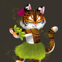 Tiger ula