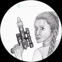 Star Wars - Princesa Leia Organa