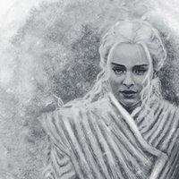 Game of Thrones poster - Daenerys Targaryen