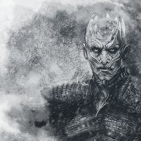 Game of Thrones poster - Night King