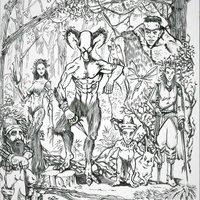 Los guardianes del bosque