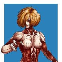 Titan Femenino Annie Lionheart