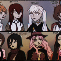 My fav anime female chracters