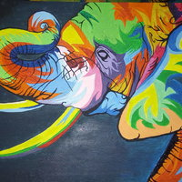 Elefante pop