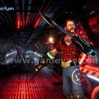 JOSH Diseño de modelado de animación de personajes en 3D Schulpting por Game Outsourc