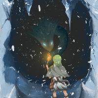 Myra buscando refugio
