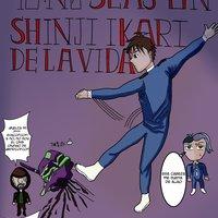 16: No seas un Shinji Ikari de la vida