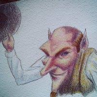 Sketch- Duende