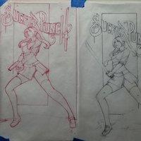 Sketches para el Trinquette challenge