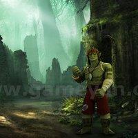 3D - Buddy Warrior Creature Diseño de modelado de animación de personajes por product