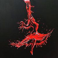 La danza del vino