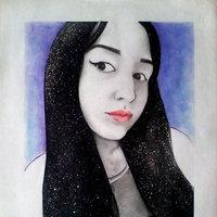 Ana - Retrato personalizado