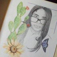 Cactus - Retrato personalizado