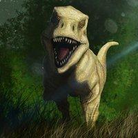 T-rex -RPZart