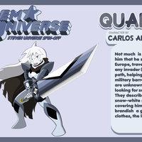 Gem Universe: Star Fighter Quartz
