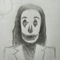 Boceto del Joker