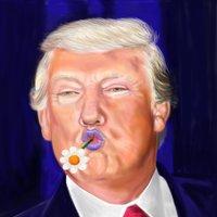 Las flores de Trump