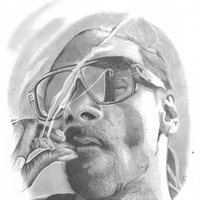 Snoop Dogg Tattoo Realistic Design