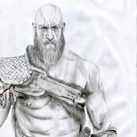 kratos/god of war 4