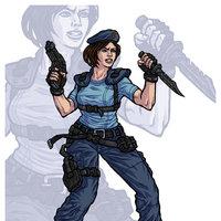 Jill Valentine // Resident Evil