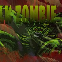El Hulk zombie llegó
