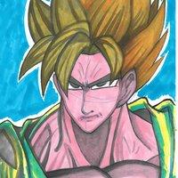 Dragon Ball Fanart by OGB95