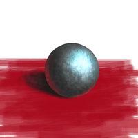 Práctica Pintura digital- V1 Metal