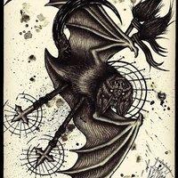 Murciélago (Estilo gótico)