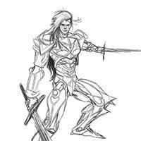 Balam´s Prototype (Old Draw Sketsh)