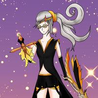 Vayne guardiana estelar 5 años despues XD